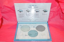 Bloom Cosmetics Feeling Blue Eye Shadow Trio Sky Azure & Night Sky New S... - $8.99