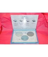 Bloom Cosmetics Feeling Blue Eye Shadow Trio Sky Azure & Night Sky New S... - $8.99