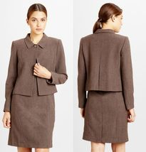 CALVIN KLEIN Jacket & Dress Set Size 2 NWT  $280 - $89.81