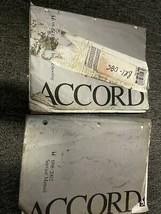 1998 1999 2000 2001 2002 Honda Accord Servizio Riparazione Shop Manuale ... - $79.25