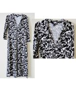 Banana Republic 3/4 Sleeve Silk Blend Dress Size XS - $21.77