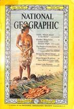 National Geographic Magazine, July 1962 - $4.87