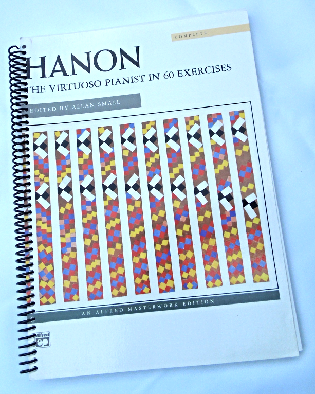 Primary image for 1992 Piano Book  - Complete HANON The Virtuoso Pianist in 60 Exercises  #7944