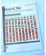 1992 Piano Book  - Complete HANON The Virtuoso Pianist in 60 Exercises  ... - $7.49