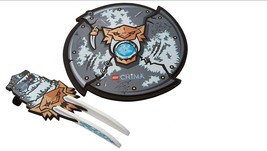 NEW LEGO LEGENDS OF CHIMA SIR FANGAR CLAW AND SHIELD SET BIRTHDAY GIFT - $39.59