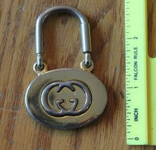 Gucci Keychain Vintage key ring bag charm medallion made in Italy  - $148.50