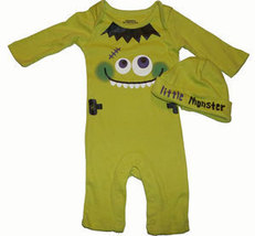 Baby Boys Little Monster Longall and Hat - €10,77 EUR