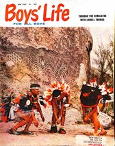 Boys Life Magazine, June 1962 - $9.98