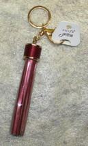 HAVARIA Fashion Leather RED Tassel Crab Claw Me... - $12.59