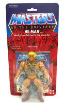 Masters Of The Universe Commemorate Series He-Man Twist Power Punch  Figure - $99.99
