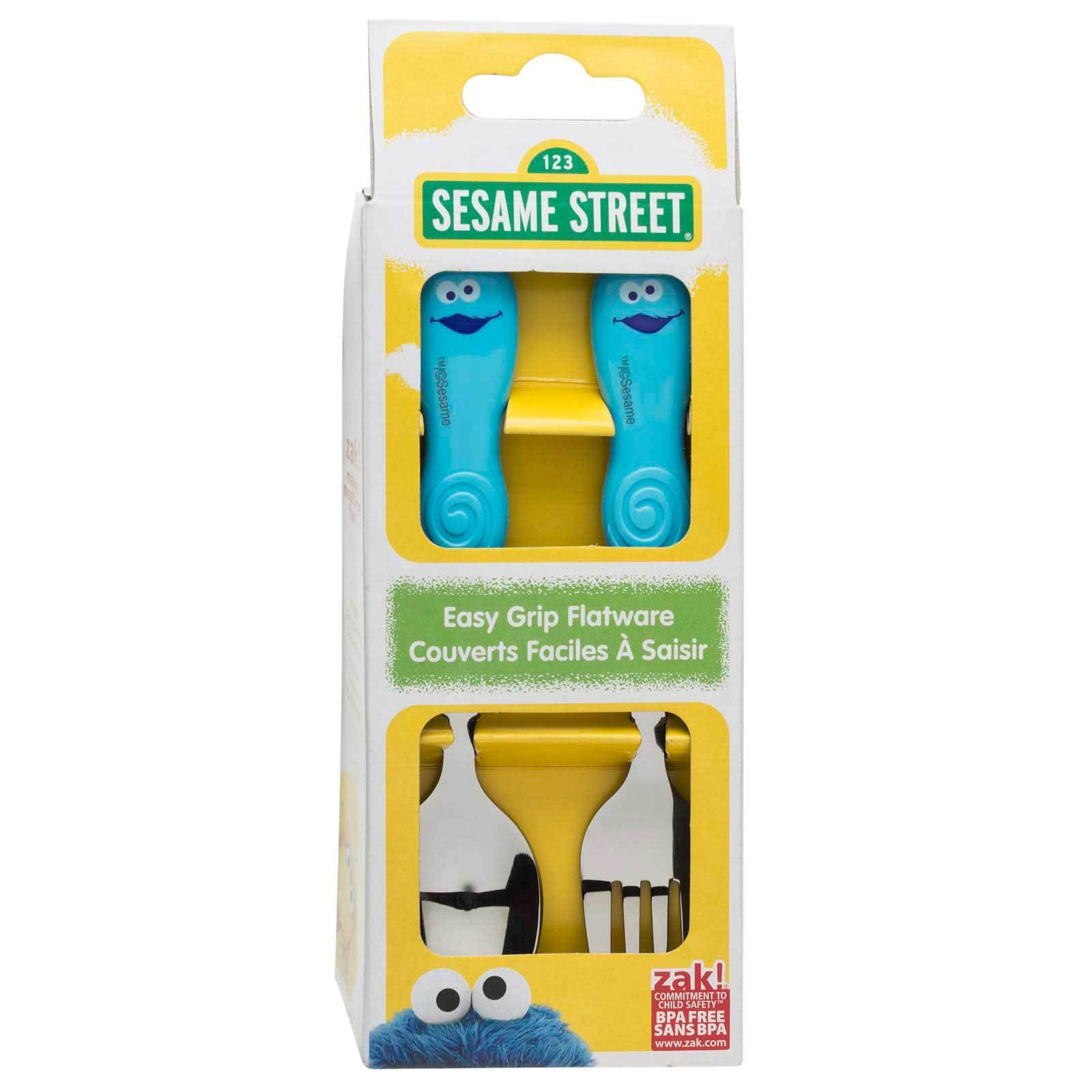 Sesame Street Spoon And Fork Set and 34 similar items