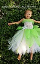Tiana tutu dress, princess frog tutu, princess tiana tutu dress, princes... - $40.00+