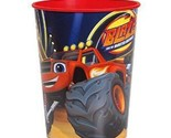 Blaze and the Monster Machines 16 oz Favor Cup Truck
