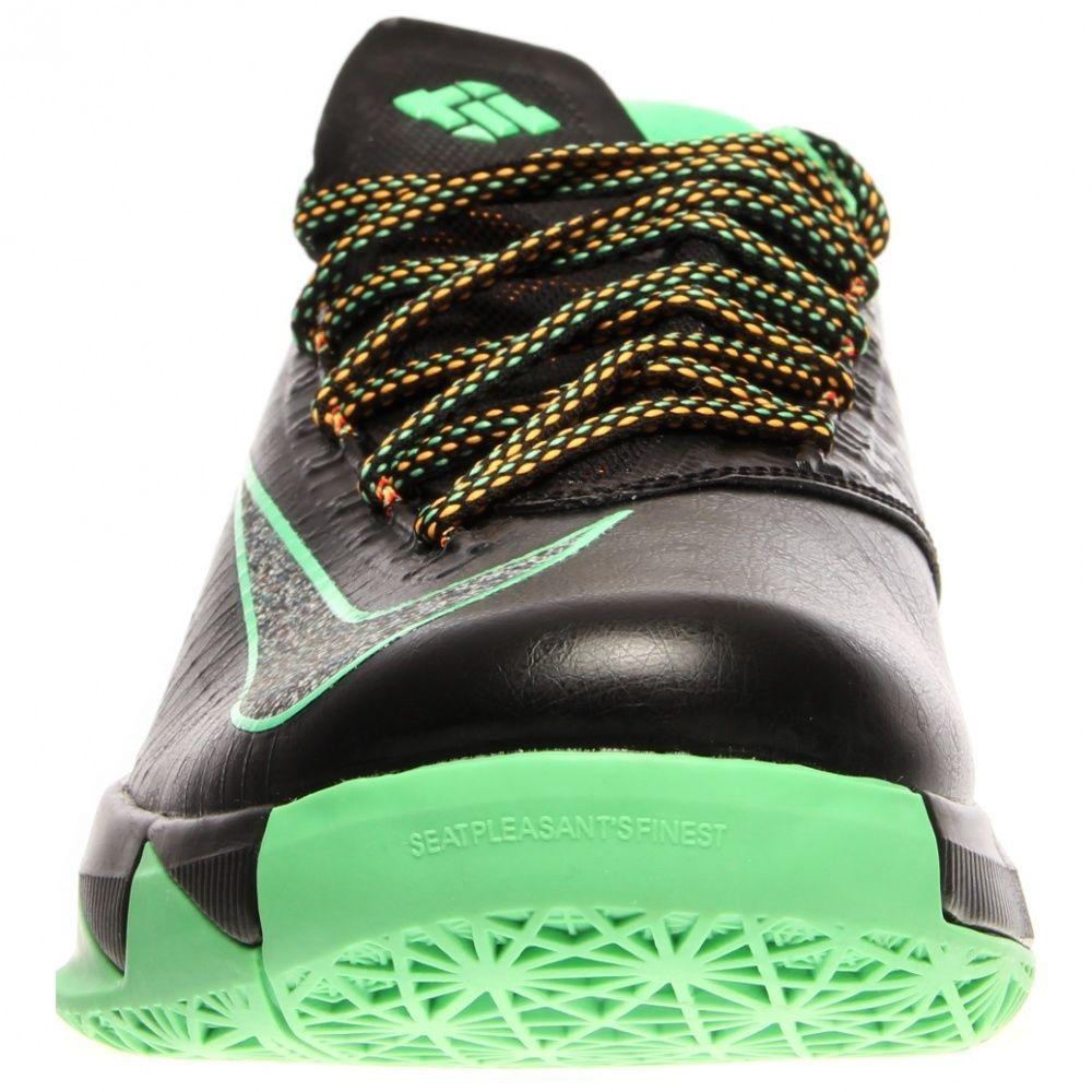 buy popular bc503 14ce6 NIKE KD VI sz 11.5 Night Vision Edition Black Lucid Green Elite Scoring  Warriors