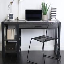 48-inch Urban Blend Charcoal Computer Tech Desk - $399.72