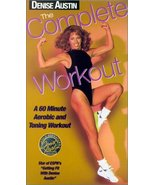 Denise Austin - Complete Workout [VHS] [VHS Tape] [1988] - $49.95