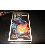 The Legend of Sleepy Hollow [VHS] [VHS Tape] [1992] - $44.95
