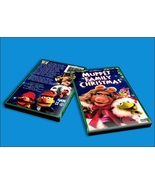 A Muppet Family Christmas DVD - $19.99