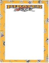 Halloween Pirates Stationery Printer Paper 26 Sheets - $9.89