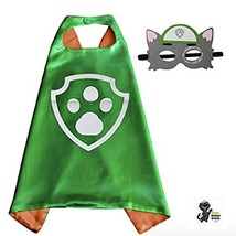 Dress Up Comic Cartoon Superhero Costume Rocky - PAW - $16.47