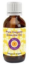 Pure Oregano Essential Oil - Origanum Vulgare - Therapeutic Grade - 100% Natural - $9.99+