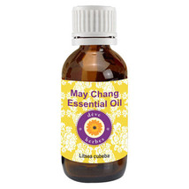 Pure May Chang Essential Oil (Litsea cubeba) 100%Natural Therapeutic Grade - $5.99+