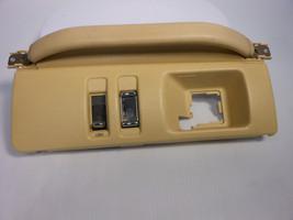 Cadillac DeVille 1995 Door Handle Lock w/ Bezel Trim Driver Front OEM - $16.61