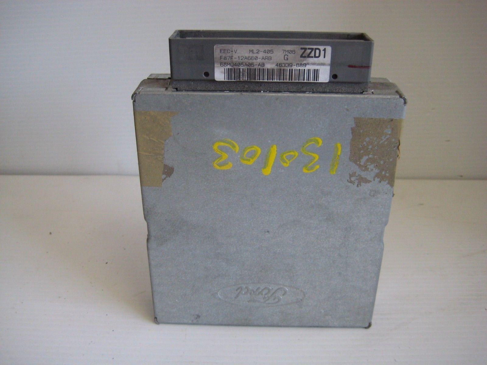 Ford Explorer 1998 Eec V Computer Ecm Ecu and 42 similar items