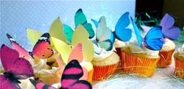 Edible Butterflies Large Rainbow Variety Set of... - $21.36