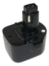 12V 1.3AH NiCd Stem Type Battery for Black & Decker PS130 PS130A A9252 A... - $29.53