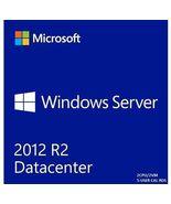 Microsoft Windows Server 2012 R2 Datacenter 64 ... - $30.00