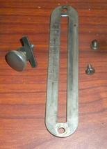 Kelsworth VS Stitch Length Thumb Screw w/Cover & Mounting Screws - $11.00