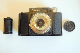 Vintage SMENA 1 Russian 1960s 35mm LOMO Film Camera - $29.00