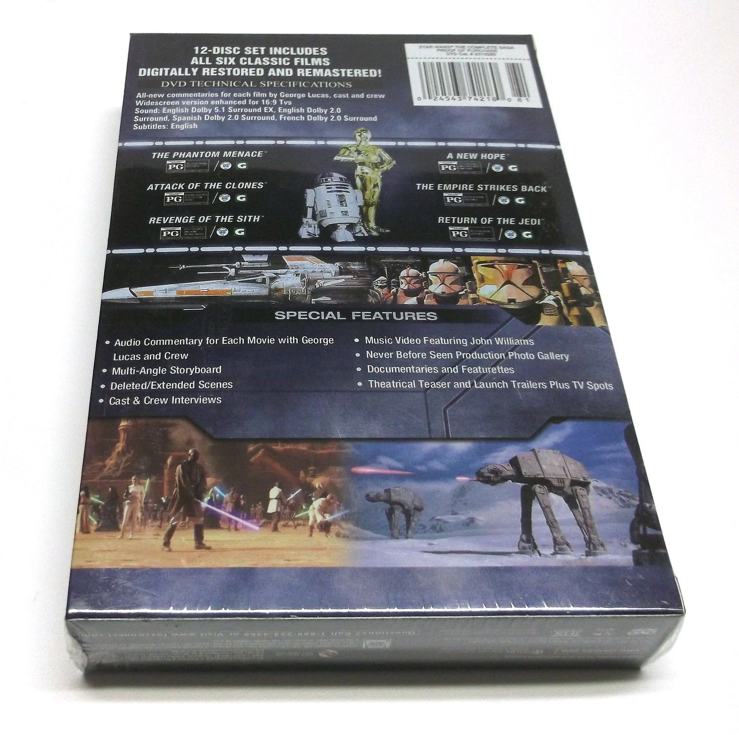 star wars dvd box set 1 3