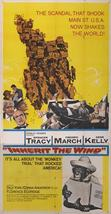 INHERIT THE WIND Movie POSTER 27x40 B Spencer Tracy Fredric March Florence - $33.89