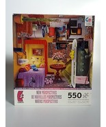 Ceaco 550 Piece Four Sided Jigsaw Puzzle New Perspectives COMPLETE FREE SHIPPING - $19.78