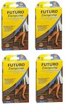 4 x FUTURO Pantyhose Ultra Sheer Lace Panty MEDIUM Nude New sealed 3M - $34.64
