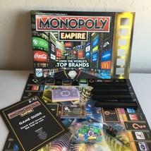 Monopoly Empire Board Game,  - $14.01