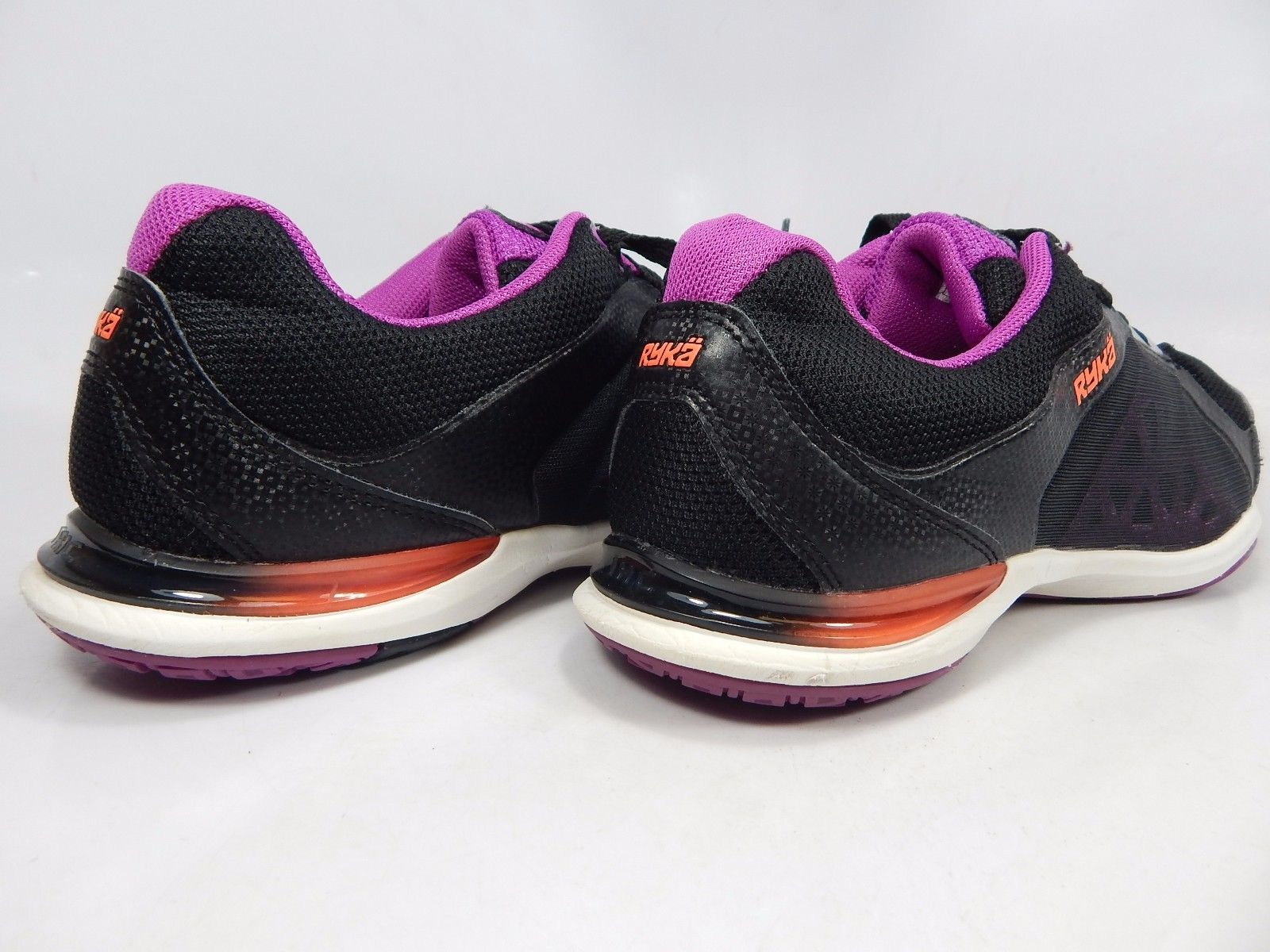 Ryka Exertion Women's Running Shoes Size US 11 M (B) EU 43 Black Purple