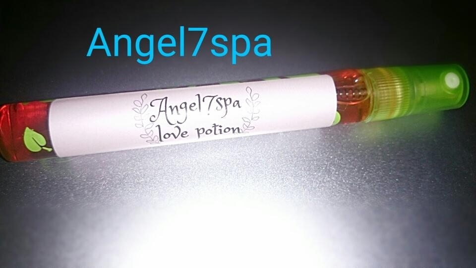 2 Love potion hand made by angel7spa activation under your name