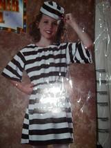 Prisoner Girl Childs' Costume - Size: Small (3-5) - NEW - Rubie's Costum... - $13.99