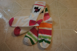 NEW WITH TAG GIRLS GYMBOREE SOCKS SIZE 5-7 - $5.00