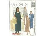 Ccall s sewing pattern 2247 womens jacket jumper top pants size 22w 24w 26w uc  1  thumb155 crop