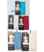 Bali Womens Briefs or Hipsters Wide or Small Waistband Sizes 7 8 9 10 NIP - $9.79