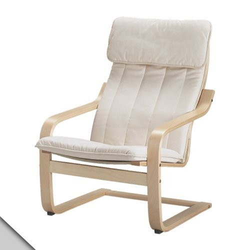 Ikea Poang Chair Alme Natural ~ IKEA  PONG Chair, birch veneer, Alme natural  Furniture