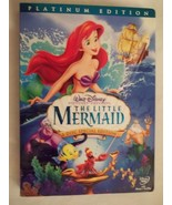 The Little Mermaid 2-Disc Special Platinum Edition-2006-UsedLike New Con... - $11.99