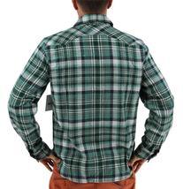 NEW LEVI'S MEN'S CLASSIC LONG SLEEVE BUTTON UP PLAID DRESS SHIRT HGR-3LYLW0062CC image 3