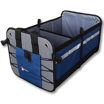 Premium Car Trunk Organizer Best Heavy Duty Con... - $34.92