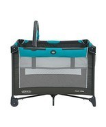Baby Gear Graco Pack n Play On the Go Playard Finch h2740 l1043 w1043 w2121 - $99.99