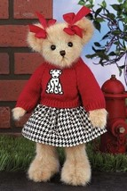 "Bearington Bears ""Sophie Spots"" 14"" Collector Bear- Sku #179913- 2011 - $36.99"
